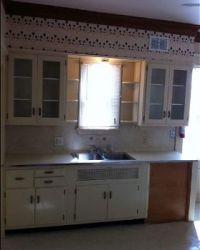 Mid-1950's Kitchen