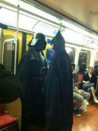 People on the subway/metro #10