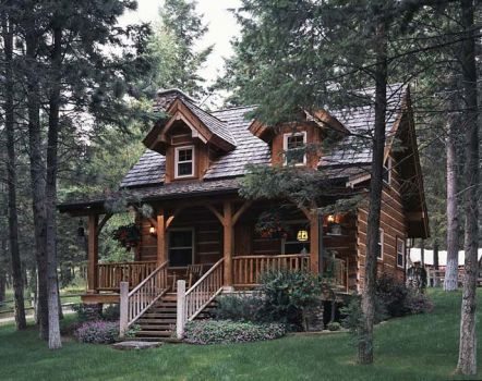 Peaceful Cabin
