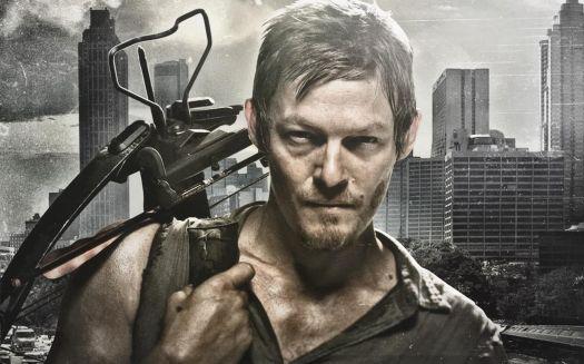 Daryl Dixon The Walking Dead Wallpaper