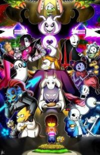 For all the Undertale lovers out there ;)