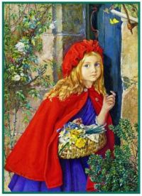 Little Red Riding Hood (smaller size)