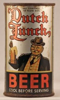 Dutch Lunch Beer (LA can in can) - Lilek #211