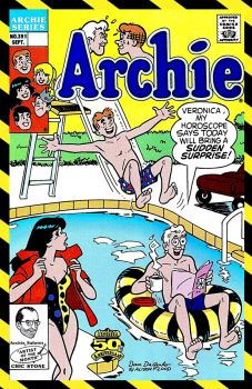 Archie #391 Summer Fun