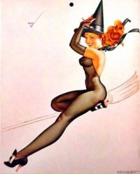 classic pinup girl 7