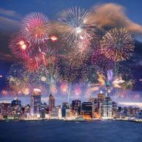 Auckland Fireworks Display