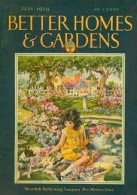 Better Homes and Gardens 1929-07