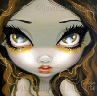 Faces of Faery #18 - Jasmine Becket-Griffith