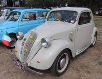 """Fiat 500 """"Topolino"""" - 1948"""