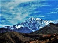 High Atlas Mountains, Morocco.