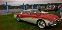 Cars that didn't take 1956 Buick Centurion II