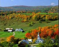 Theme:  Old, Active, Farm House, Barn, Sheds, Corinth, Vermont