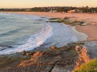 Maroubra Beach at Sunrise, Sydney Australia