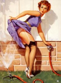 classic pinup girl 12