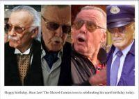 Happy Birthday Stan Lee!