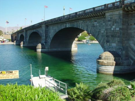 Lake Havasu AZ. London Bridge