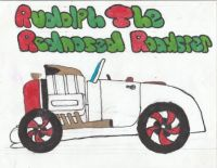 Rudolph the Red Nosed Roadster