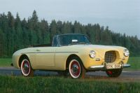 Volvo Sport 1900 - 1956 to 1957