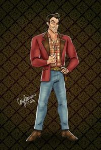 Designer Gaston by Cory Jensen