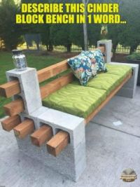 Need a bench in a hurry