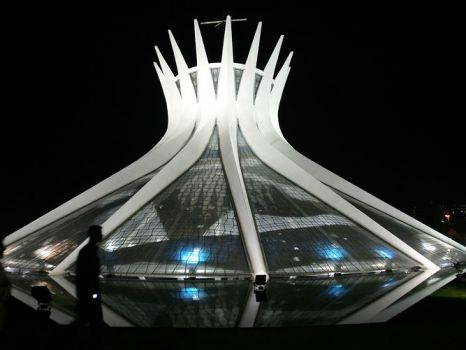 Oscar Niemeyer - 1907-2012 - Cathedral 1