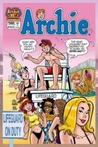 Archie #568 Summer Fun
