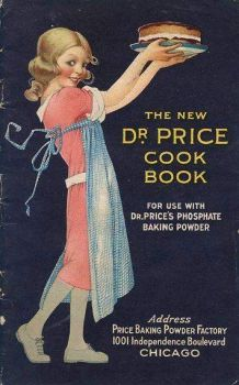Themes Vintage illustrations/pictures - Dr. Price Cook Book
