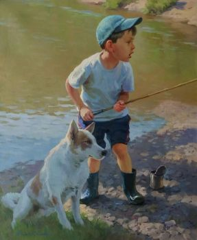 """Fishing Buddies"""