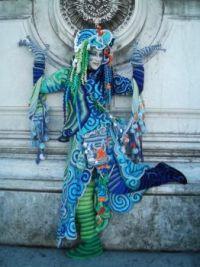 Carneval in Venice - Water