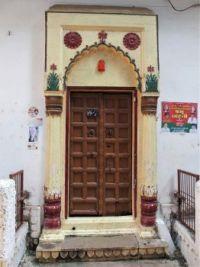 Door in Varanasi, India