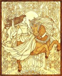 Epona protector of horses