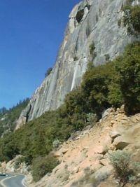 Wall of Granite - Yosemite, CA