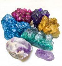 New Theme Tomorrow -  Rocks, Fossils, Minerals & Crystals