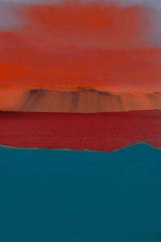 """""""Tri Color Seascape"""""""