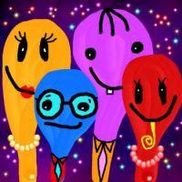 Latifa's Birthday Gang ☺