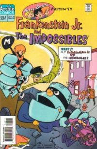 Frankenstein Junior And The Impossibles