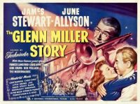 THE GLENN MILLER STORY - 1954 -  JAMES STEWART & JUNE ALLYSON