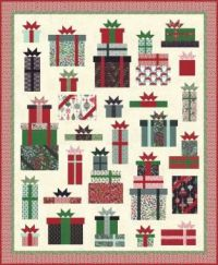 Christmas boxes Quilt