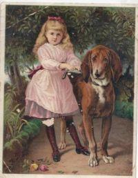 Vintage Postcard Advertisement #4