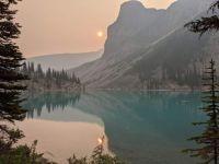 In The Smoke, Moraine Lake AB
