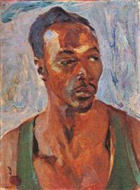 Varley Erica  negro head 1940