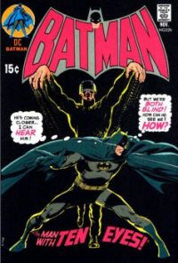 "BATMAN #226--""The Man With Ten Eyes !"""