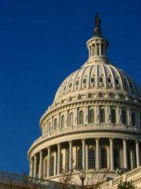 dc Capitol closeup