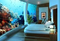Bedroom Underwater