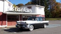 Packard at Blackie's