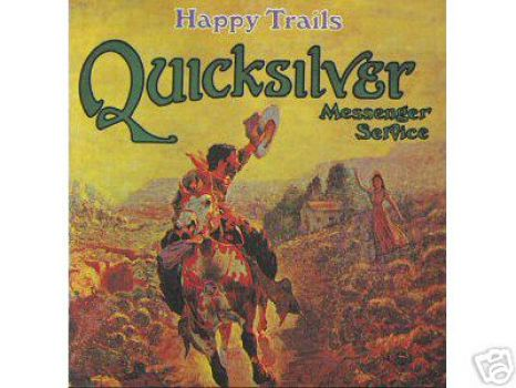 Quicksilver Messenger Service album cover