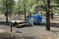 Sunset Crater NM Campground