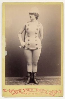 Victorian Pinup - Police