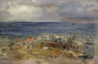 William McTaggart--The Emigrants, 1883–9