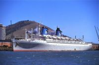 Australis in Cape Town 1973